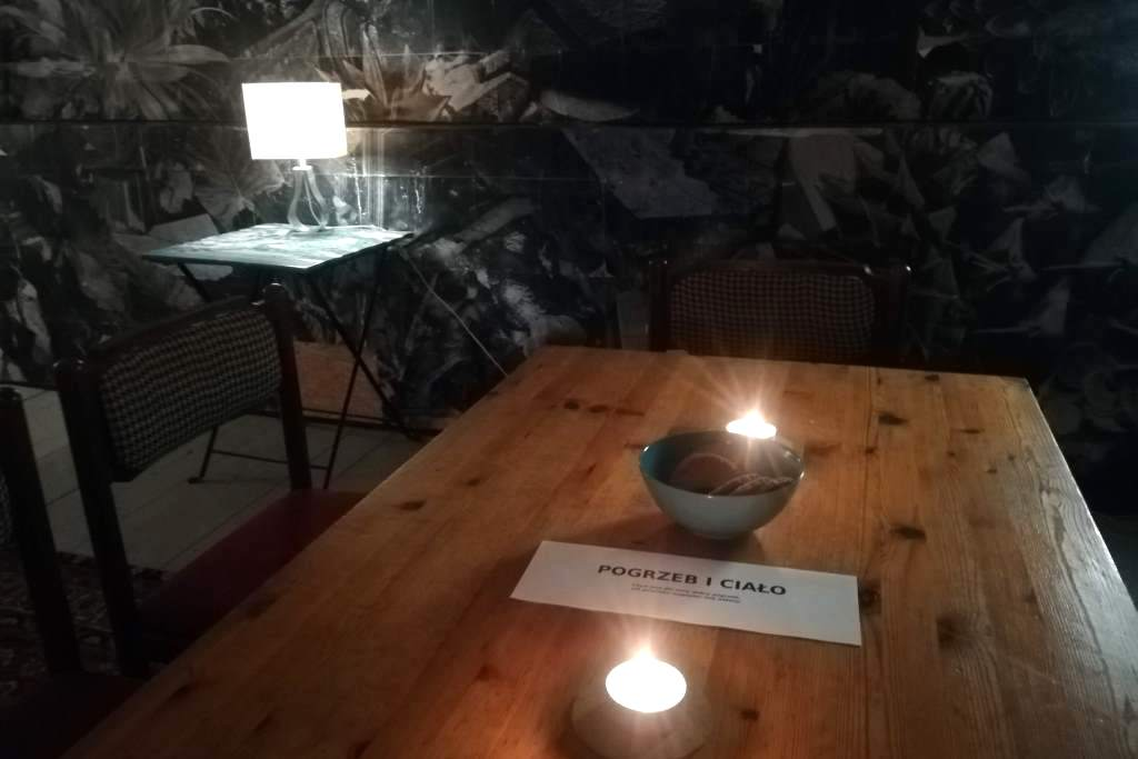 spotkanie death cafe warszawa - Spotkania Death Cafe otwierają nażycie